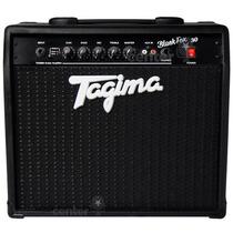 Cubo Amplificador De Guitarra Tagima Black Fox 30 Lançamento