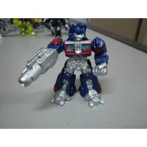 Transformers Optimus Modelo 13 Animated Em Latex, Raro !!!