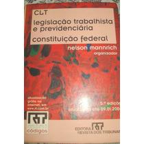 Clt Legislacao Previdenciaria Constituicao Federal 2004