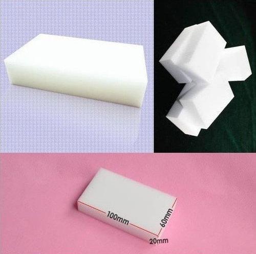 Esponja Magica - Magic Sponge Melamina - Kit C/ 100 Unidades