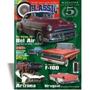 Revista Classic Show Nº 024, Bel Air, F-100, Ferro Velho