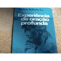 Livro-experiencia De Oração Profunda