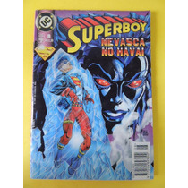 Revista Superboy - Nº 8 - Abril - Anos 90 (rh 38)