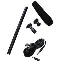 Microfone Direcional Yoga Ht 81 P/ Filmadoras Hd Cine