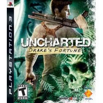 Jogo Semi Novo Uncharted 1 Totalmente Portugues Para Ps3