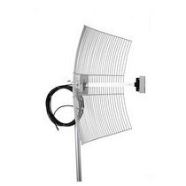 Antena Parábola Grade Usb 25 Dbi Usb-2510 Homologada.