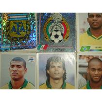 Lote De Figurinhas Da Copa 94, 98, 2010 Copa 82/86 Ping Pong