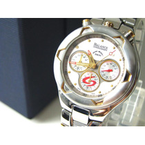 Relógio Balance/bulova Cronógrafo 330ft - Original - 349,00