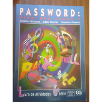 Password: Read And Learn 2-livro De Atividade/amadeu Marques