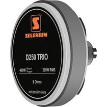Driver Original D250 Trio Jbl Selenium - 200 Rms