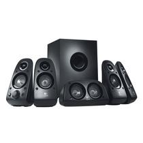 Caixa De Som Logitech Z506 Speaker Surround 5.1 3d Subwoofer
