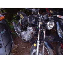 Para Lama Traseiro P/ Kasinski Flash 150cc.