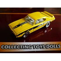 Hot Wheels (424) Pontiac Gto - Collecting Toys Dolls