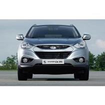 Capa Aplique Retrovisor Cromado Para Hyundai Ix35 Confira!!