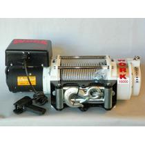 Guincho, Redutor Eletrico, Work 16000lbs, 24 Volts