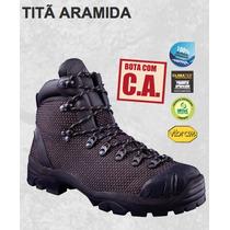 Bota Nomade / Vento Tita Kevlar Dry Aramida 100% Impermeavel