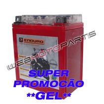 Bateria Gel Lander Cb 300 Speed Fazer Yamaha Dafra Honda