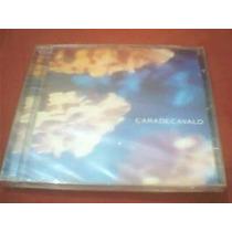 Cd Caradecavalo- Cara De Cavalo- Original- Novo Lacrado