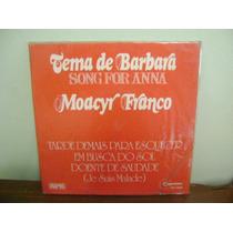 Compacto Antigo Lp Vinil Moacyr Franco Tema Barbara 1974