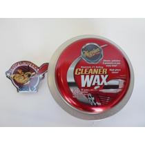 Meguiars Cera Cleaner Wax Em Pasta - Original - Eua
