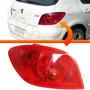 Sinaleira Lanterna Traseira Peugeot 307 Hatch 03 04 05 06