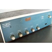 Mixer Misturador De Microfones Delta 3050 5 Canais