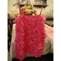 Fantasia Infantil Vestido Odalisca Menina Rosa Carnaval