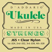 Encordoamento Para Ukulele D