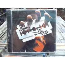 Judas Priest British Steel Cd Original Novo Lacrado