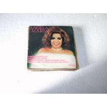 Lp Compacto Angela Maria 1977 Canto Paraguaio,muito Amor
