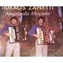 Vinil Alegria Da Moçada - Irmãos Zanetti Vol 4