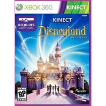 Disneyland Adventures - Kinect Xbox 360 - Lançamento - Ntsc