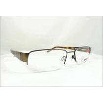 Armação Óculos De Grau George Turtle Chique - A109