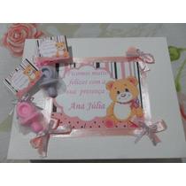 Caixa 30 Lembrancinhas Perfumadas Chá De Bebê Ou Maternidade