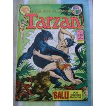 Tarzan No.3 (2a Série) Ed Esp Em Cores Fev 73 Ebal Ótimo!