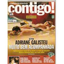 Revista Contigo Galisteu/ Wanessa Camargo/eliana