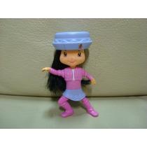 Brinquedo Boneca Moranguinho Mc Donald