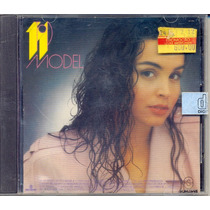 Cd Top Model / Nacional - 1989 - Trilha Da Novela Tv Globo