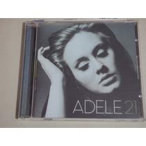 Adele 21 (lacrado)(eu) Cd Import