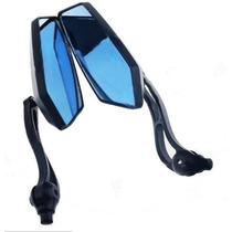 Espelho Retrovisor Importado Jireh Gt Diamond - Aluminio Uni