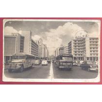 Cartão Postal Av. Guararapes Recife Estado De Pernambuco