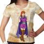 Camiseta Caverna Do Dragão Sheila Feminina