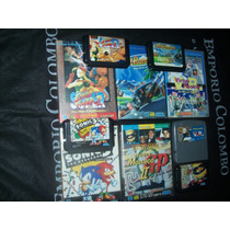 Sonic 3, Out Runners, Super Street Fighter 2, Virtua Racing