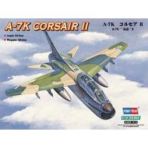 Hobbyboss-avião A-7k Corsair Ii