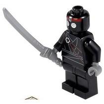 Lego Tartarugas Ninja ¿ Foot Soldier Com Espada ¿ Frete R$ 5