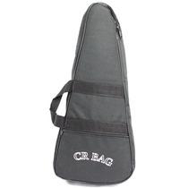 Capa Extra Luxo Para Cavaquinho Ziper Lateral E Forração