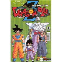 Mangá - Dragon Ball Z Nº 27