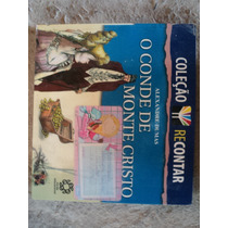 Livro - O Conde De Monte Cristo - Coleção Recontar - Alexand