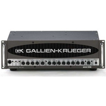 Cabeçote Gallien Krueger Gk 2001 Rb