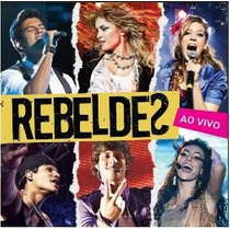 Cd Rebeldes - Ao Vivo 2012 (novela Da Record)
